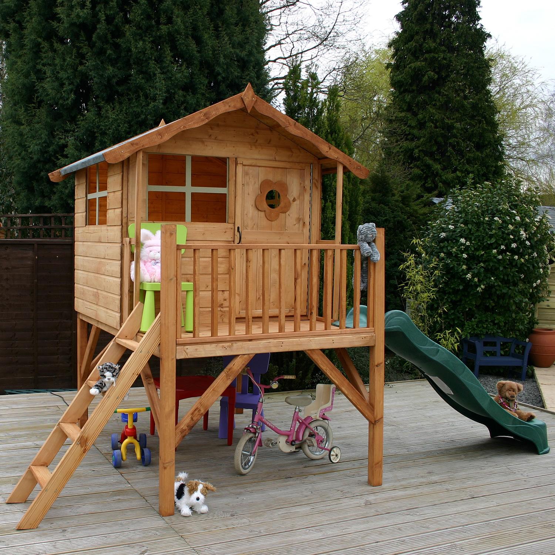 האופנה האופנתית בית עץ לילדים - אל גליל אומנות בעץ וברזל - בתי עץ לילדים HS-68
