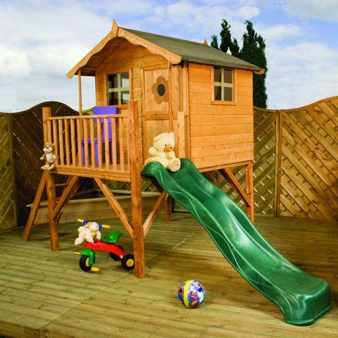 מדהים בית עץ לילדים - אל גליל אומנות בעץ וברזל - בתי עץ לילדים VA-46