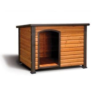 מלונה לכלב מעץ 37