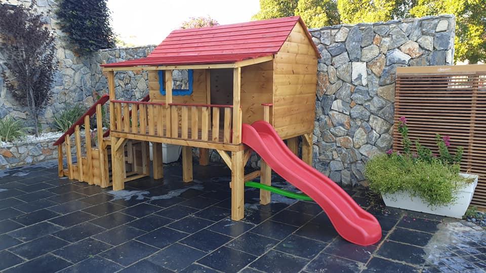 בית מעץ לילדים