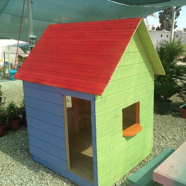 בית עץ לילדים B14