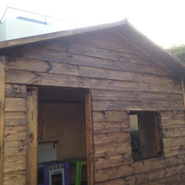 בית עץ לילדים B21