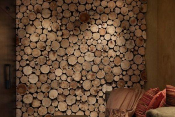חיפוי קירות בעץ